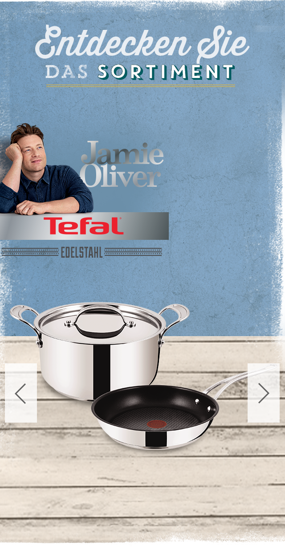 Jamie-Oliver - Tefal